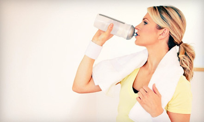 Results Gym - Capitol Hill: Master Step or Zumba Class on October 20 or 21 at Results Gym (80% Off)