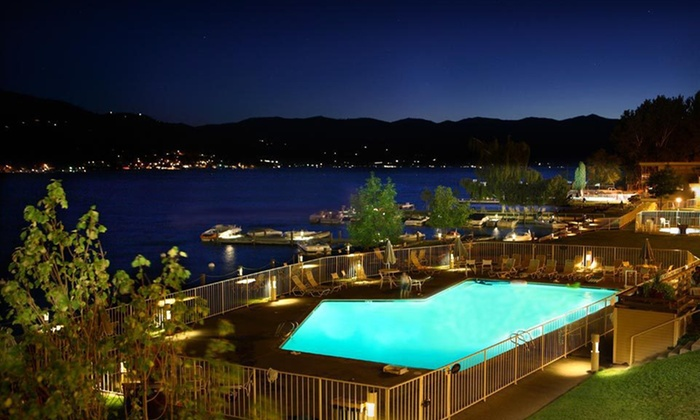 Campbell's Resort on Lake Chelan - Chelan, WA: One-Night Stay at Campbell's Resort on Lake Chelan in Chelan, WA