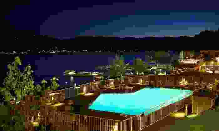 Campbell's Resort on Lake Chelan - Chelan, WA: One-Night Stay at Campbell's Resort on Lake Chelan in Chelan, WA