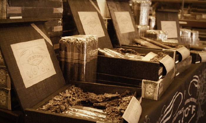 Fidel's Cigar Shop - Westport: $20 for $40 Worth of Cigars and Accessories at Fidel's Cigar Shop