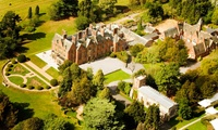 Warwickshire: 1 or 2 Nights for Two with English Breakfast and Dinner at the 4* Wroxall Abbey Hotel & Estate