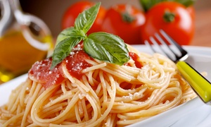 Rossi's: £5 for £15.60 or £10 for £31.20 Towards an Italian Meal at Rossi's