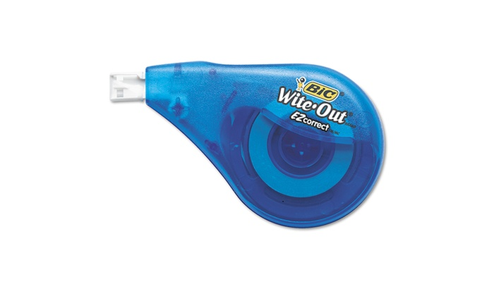 Wite-Out EZ Correct Correction Tape: 10 Rolls of Wite-Out EZ Correct Correction Tape. Free Returns.