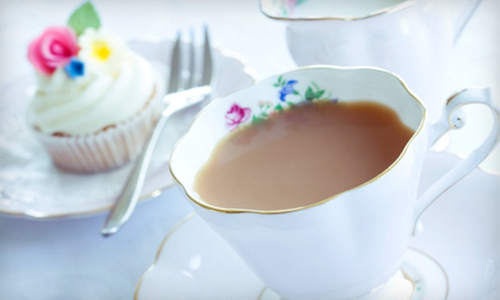Milk N' Honey Tea Room - Lowry Park North: Afternoon Tea for Two or Four on Tuesday–Friday or Saturday at Milk N' Honey Tea Room (Up to 53% Off)