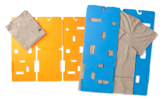 Miraclefold Laundry Folder: Miraclefold Laundry Folder in Blue or Orange. Free Shipping and Returns.