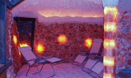 3x 45 Min. Besuch in der Salzgrotte für 1 oder 2 Personen bei Sani Sunt Die Salzgrotte (bis zu 58% sparen*)