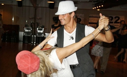 One Group Dance Class and a Dance Party (a $30 value) - Studio 22 in Dallas
