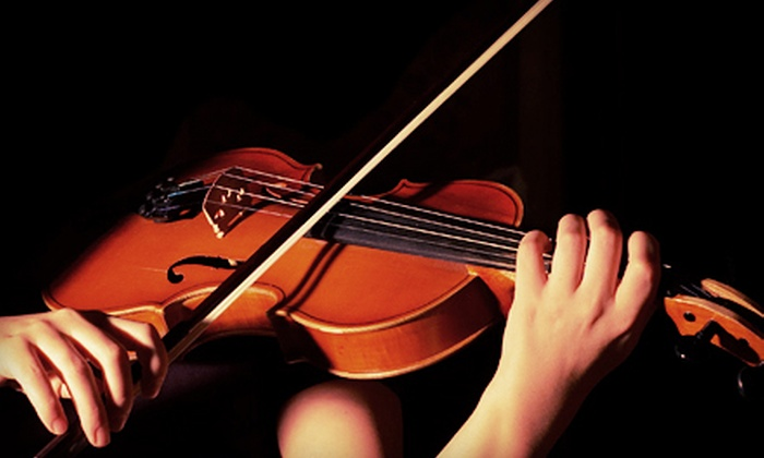 """""""Bon Voyage Concert"""" presented by San Jose Youth Symphony - Mayfair North: Bon Voyage Concert Presented by San Jose Youth Symphony Orchestra on Saturday, June 15, at 7:30 p.m. (Up to $25 Value)"""