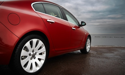 Automotive Detail at Mackie's Car Wash and Auto Detail (Up to 60% Off). Five Options Available.