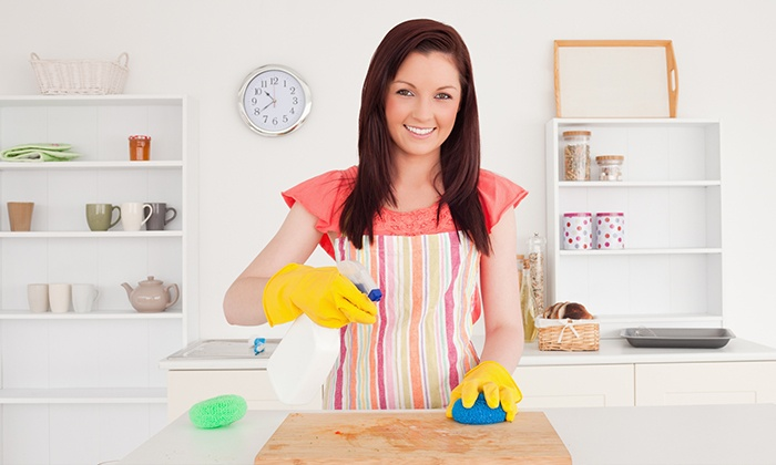 Tidy, Inc - Orlando: One or Two Three-Hour House Cleaning Sessions from Tidy, Inc (Up to 56% Off)