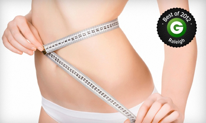 Pure Medical Spa - Pure Cosmetic and Surgical Center of Raleigh: Three, Six, or Nine Lipo-Cavitation Treatments at Pure Medical Spa (Up to 92% Off)