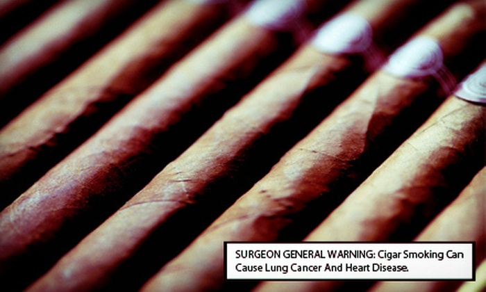 Fletcher's Cigar Bar & Social - Ormond Beach: Cigar Package or Scotch Flight for One or Two at Fletcher's Cigar Bar & Social (Up to 55% Off)