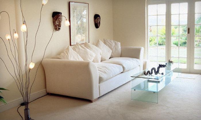 Magic Carpet - Nashville-Davidson metropolitan government (balance): $69 for Three Rooms of Carpet Cleaning from Magic Carpet ($210 Value)