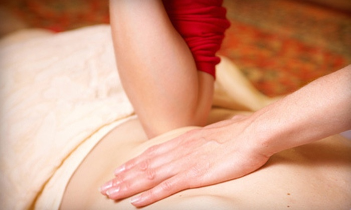 Pure Spa - West Village: 60-Minute Swedish, Shiatsu, or Deep-Tissue Massage with Optional Deep-Pore Facial at Pure Spa (Up to 61% Off)