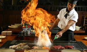 Osaka Japanese Steakhouse: Japanese Cuisine for Dine-In or Carry-Out at Osaka Japanese Steakhouse (Up to 37% Off)