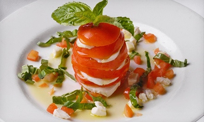 Sapori Trattoria - Lincoln Park: Italian Dinner for Two Sunday–Thursday or Friday–Saturday at Sapori Trattoria (Up to 53% Off)