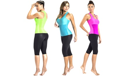Canotta snellente Hot Shapers