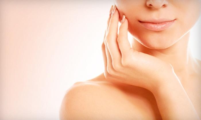 Hello Beautiful Skin Studio - Hello Beautiful Skin Studio: European Deep-Pore-Cleansing Facial or Microdermabrasion Treatment at Hello Beautiful Skin Studio (54% Off)
