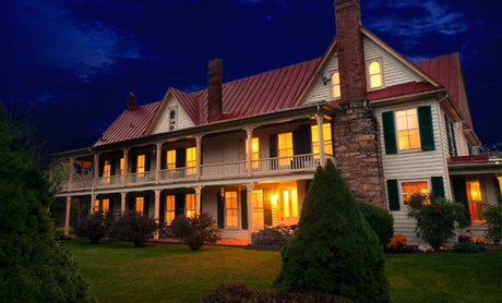 Romantic 18th-Century B&B amid Shenandoah Valley