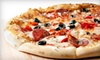 Up to 52% Off Pizzeria Food at The Mafia House in Pigeon Forge