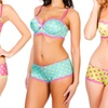 Women's Polka-Dot Bra and Panty Sets