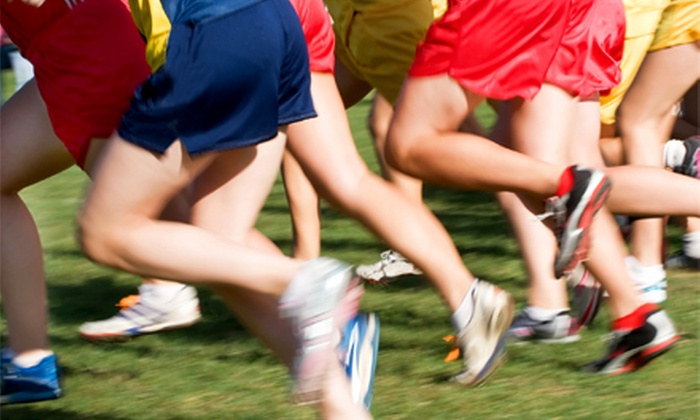 Marla Runyan Half Marathon & 5K sponsored by the Boys & Girls Club of Camarillo - Camarillo: Marla Runyan Half Marathon & 5K Sponsored by the Boys & Girls Club of Camarillo (Up to Half Off). 2 Options Available.