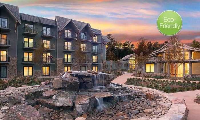 The lodge spa at callaway gardens an autograph collection in pine mountain ga groupon for Places to stay near callaway gardens
