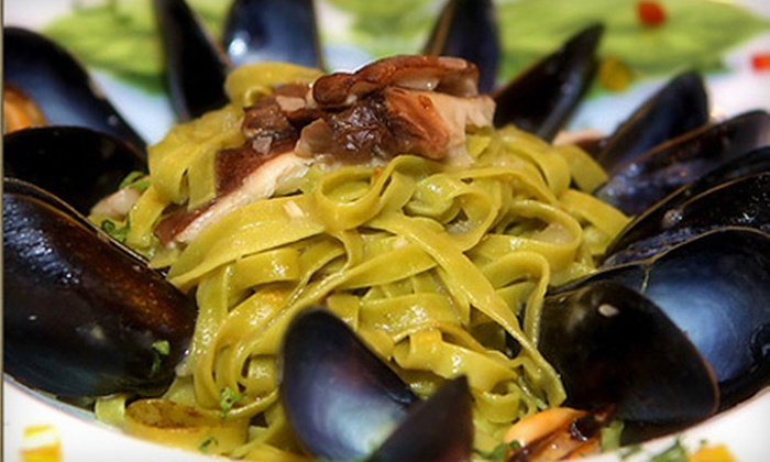 Tuscana West - Washington: $25 for $50 Worth of Italian Cuisine at Tuscana West