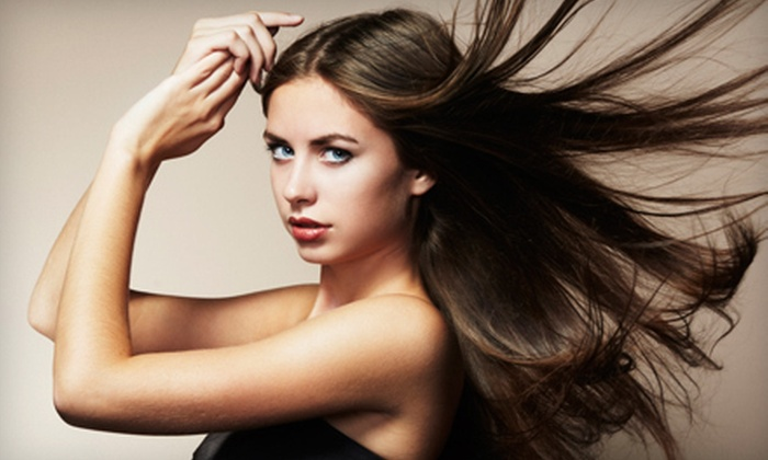 Salon Charisse - Haverford: $50 Worth of Haircare Services