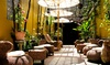 The Raven Spa - Multiple Locations: Infrared Sauna and Shower Package, Rockstar Package, or Four-Handed Massage at The Raven Spa (Up to 52% Off)