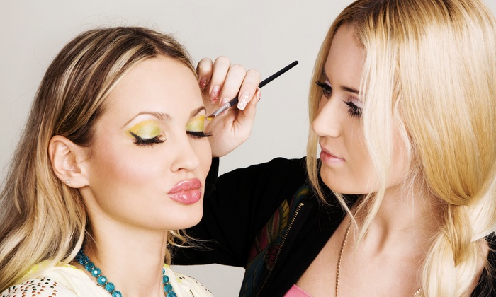 CAMMUA Makeup Academy - Carlsbad: Three-Hour Personal-Makeup Workshop for One or Two at CAMMUA Makeup Academy (Up to 60% Off)