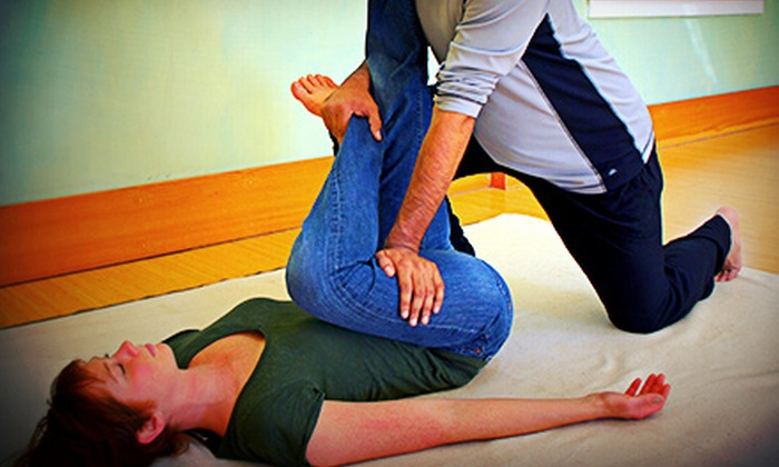 Bodywork by Bhaskar - Multiple Locations: One or Two 60-Minute Thai Massages at Bodywork by Bhaskar (Half Off)
