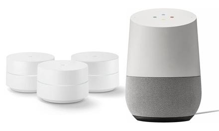 Google Home and WiFi Bundle