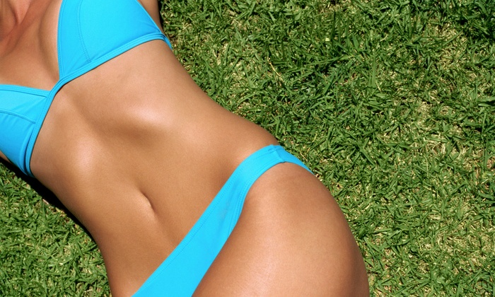 Sunless Secret - Orange County: One or Three Mobile Spray Tans from Sunless Secret (Up to 56% Off)