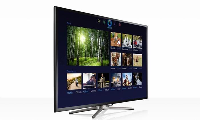 "Samsung 60"" 1080p Smart 3D LED HDTV (UN60F6400A): Samsung 60"" 1080p Smart 3D LED HDTV (UN60F6400A)"