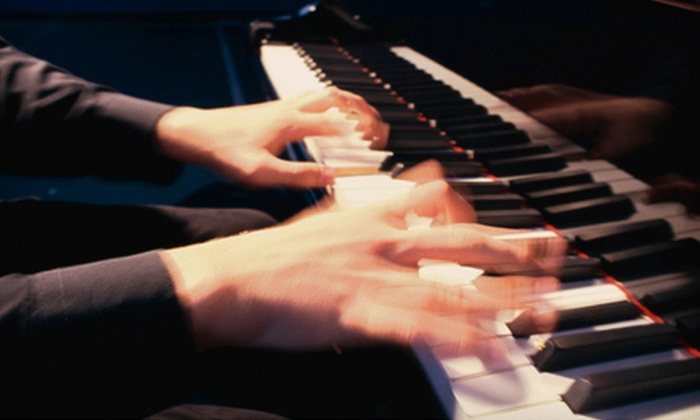 Duel Piano Bar - Avenue of the Arts South: Dinner and Live Music for Two or Four at Duel Piano Bar (Up to 58% Off). Two Options Available.