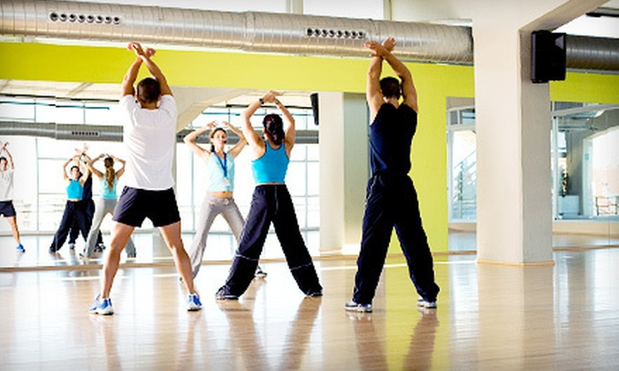 Hit It! Fitness - Roselle: 10 or 15 Fitness Classes at Hit It! Fitness in Roselle (Up to 75% Off)