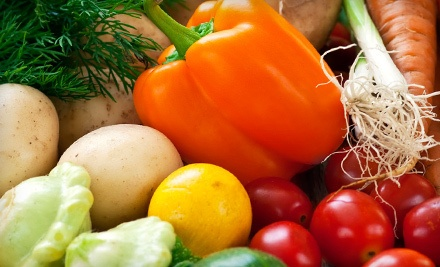 Bundle of Organic Produce (a $35 value) - SW Ranches Farmers Market in Southwest Ranches