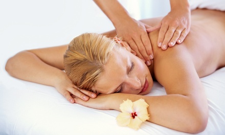 Three or One Groupon, Each Good for One 50-Minute Massage at Maggie Tara Massage (Up to 51% Off)