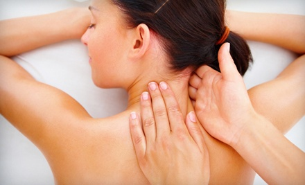 One-Hour Custom Massage (a $67 value) - Girgenti Chiropractic in Rockford