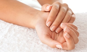 Blush Beauty Boutique: One or Three Gel Manicures at Blush Beauty Boutique (Up to 49% Off)
