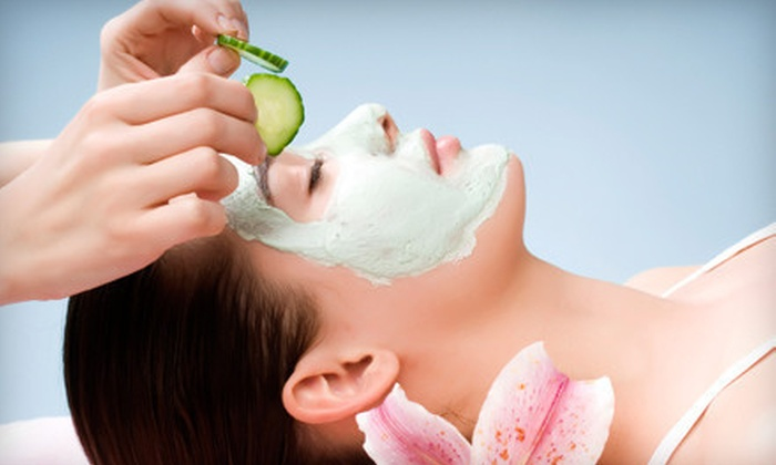 Indira Salon and Spa - Multiple Locations: $35 for a One-Hour Aveda Signature Facial at Indira Salon and Spa ($80 Value)
