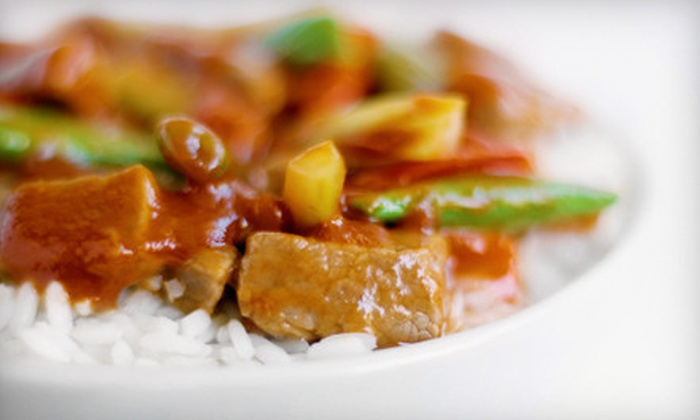 Lee How Fook Chinese Cuisine - Center City East: Chinese Fare for Two or Four at Lee How Fook (Up to 56% Off)