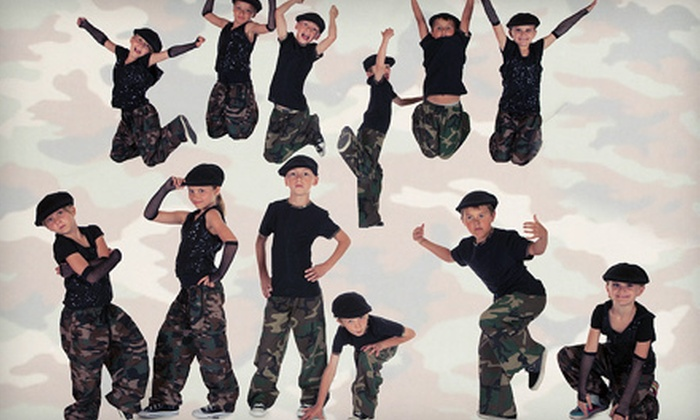 X-treme Dance Force - Charter: Five Kids' Group Classes or One Month of Unlimited Kids' Group Classes at X-treme Dance Force (75% Off)