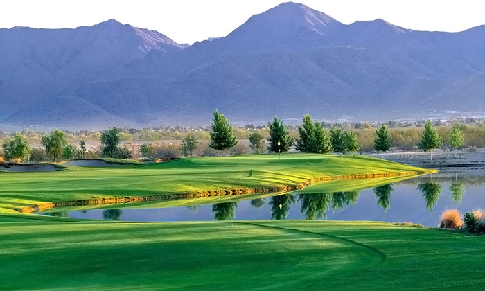 Chad Rogers Golf Instruction - Talking Stick Golf Club: One, Three, or Five One-Hour Private Golf Lessons from Chad Rogers Golf Instruction (Up to 70% Off)