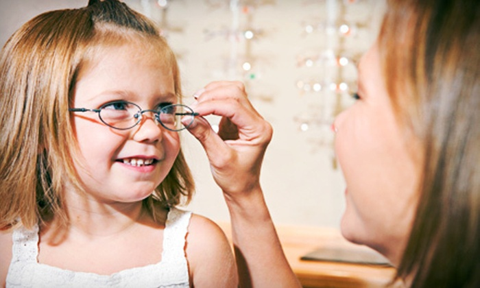 Olson Eye Care - Madison: Eyeglasses for Children or Adults or a Contact-Lens Exam with a Trial Pair at Olson Eye Care (Up to 75% Off)