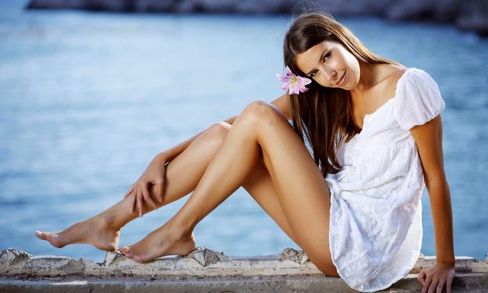 New Image Beauty Salon - Northwest Carrollton: Full Arm or Leg Waxing with Eyebrow Threading at New Image Beauty Salon in Carrollton (50% Off)