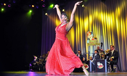 Bustout Burlesque at House of Blues New Orleans on Saturday, December 20, at 8 p.m. or 10:30 p.m. (Up to 48% Off)