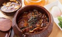 【 36%OFF 】都内では希少な「本格名古屋料理」の名店。本場の美味しい料理を召し上がれ ≪ てらにしのひつまぶし / 1・2・4名分...