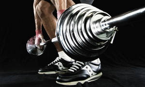 Morgan Hill Crossfit: 6 or 12 CrossFit Classes at Morgan Hill Crossfit (Up to 79% Off)